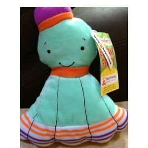 Other - 🐕  Nwt -Mint Green Octopus Squeaky